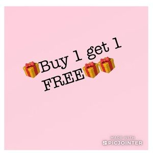 Other - 🎁🎁Buy 1 get 1 free 🎁🎁
